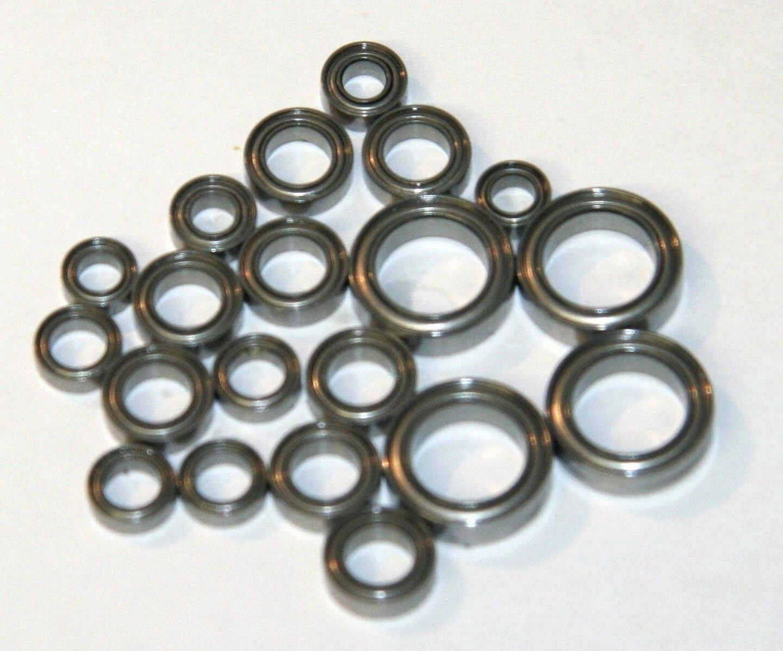 Stainless Steel Ceramic Bearing Kit for TAMIYA 417 V5 Metal Shielded