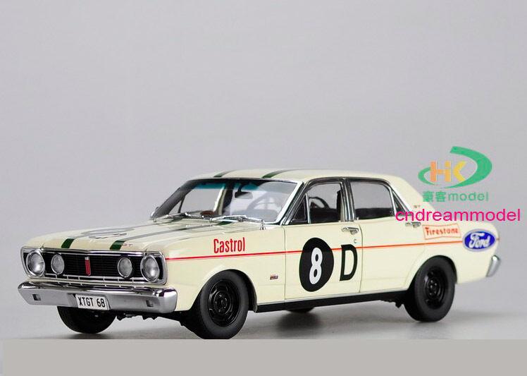 1 18 Classic Bathurst XT GT Ford Falcon Die Cast modelllllerler RARE