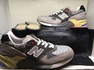save off 02aaf 7722d Details about New Balance 999 Feral Limited Edition Mouse US 8.5