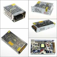 5A 10A 30A 12V AC/DC Volt Converter Regulated Switch Power Supply for CCTV & LED