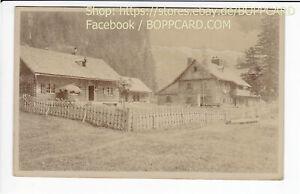 STEIERMARK-BEZIRK-LEOBEN-FOTOKARTE-VORDERNBERG-1917-Q