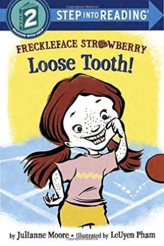 1 of 1 - Freckleface Strawberry: Loose Tooth! (Step into Reading)