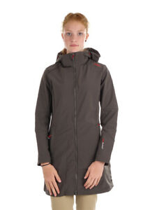 """Agressif Cmp Softshellmantel Veste Woman Coat Zip Hood Marron Coupe-vent-l Jacke Woman Coat Zip Hood Braun Winddicht"""" afficher Le Titre D'origine"""