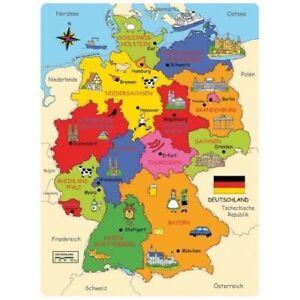 Geographie Fragen Deutschland