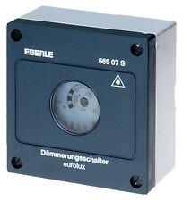 Eberle 56507S Dämmerungsschalter mit Inneneinstellung