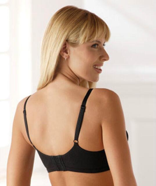 462249fd678d8 Medela Seamless Underwire Maternity Nursing Bra 42d Black for sale online    eBay