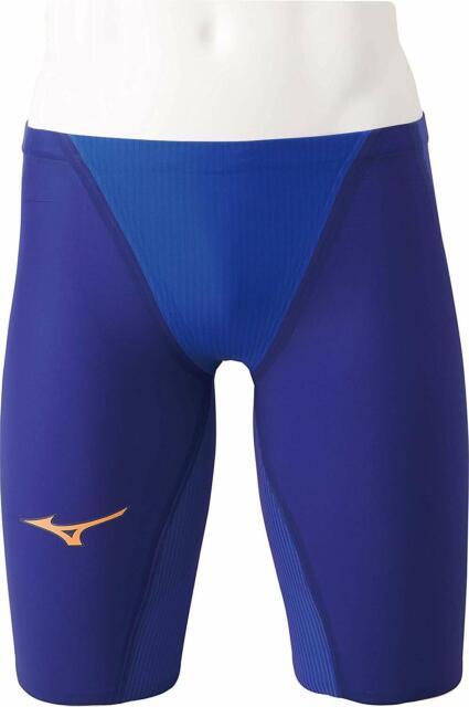 0380379bb5 Mizuno Men's Swim suit GX SONIC IV MR Half Spats N2MB9002 Blue M 2019 FINA  New