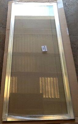 kholer daryl 900mm bathroom shower side panel for cyan