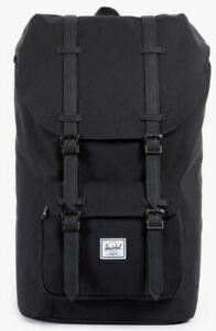 Herschel-Supply-Co-Little-America-Backpack-Black-Black-Full-Volume