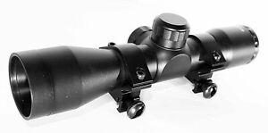 Hunting-4x32-Scope-Black-for-Kel-tec-ksg