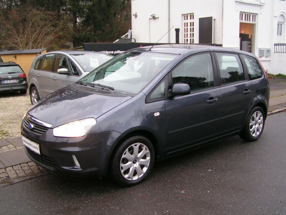 Ford C-MAX 1,6 TDCi Trend Collection Diesel modelår 2010 km