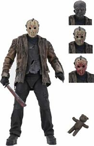NECA - Freddy vs Jason - 7Scale Action Figure - Ultimate Jason