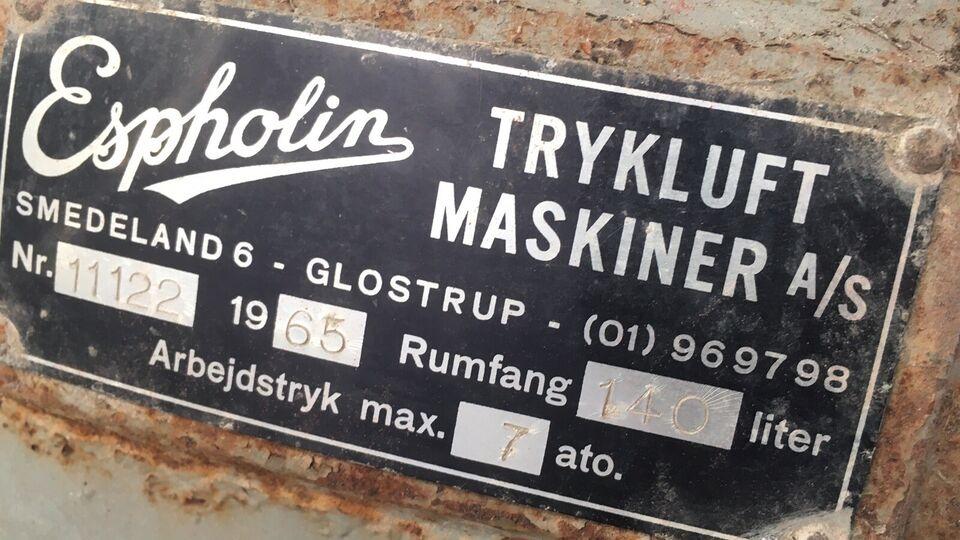 Kompressor , Espholin