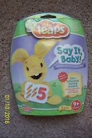 LeapFrog Little Leaps - Say It Baby! 9  months Toys