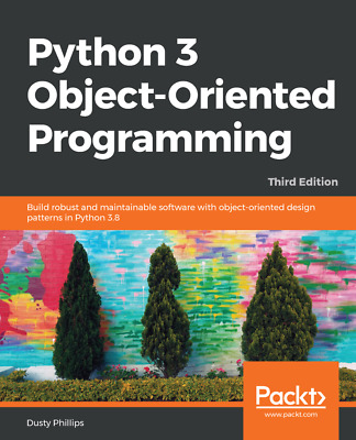 Python 3 Object-Oriented Programming - Third Edition - [P D F] Book by  Packt | eBay