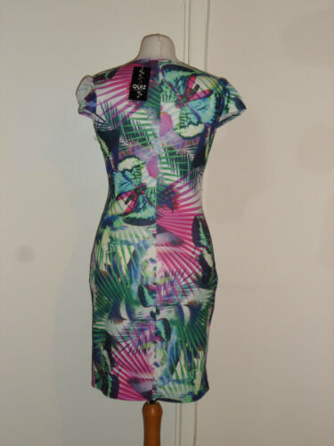 2773425b 8 of 9 New Quiz Designer Debenhams Party Dress Size UK 8 EU 36 Wedding  Evening Holiday