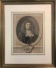 Stetten de Christophorus Christoph 1609-1673 Augsburg del Consejo el señor mayoristas