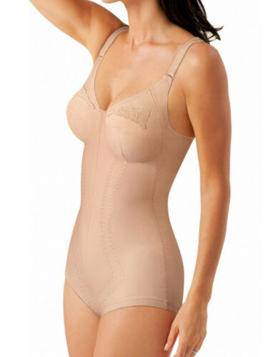 Playtex I Can/'t Believe It/'s a Girdle P2858 All in One Bodysuit Firm Control