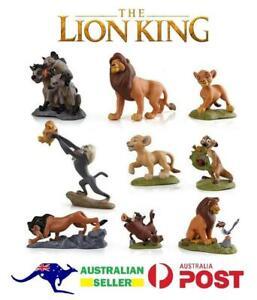 Lion-King-Disney-9-PCS-Action-Figure-Cake-Topper-Toys-Decoration-Simba-Scar-B