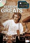 Play Along Drums Audio CD: Session Greats by Music Sales Ltd (Paperback, 2011)