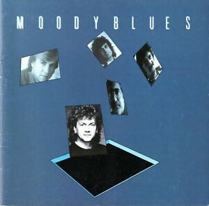 MOODY-BLUES-1986-OTHER-SIDE-OF-LIFE-TOUR-CONCERT-PROGRAM-BOOK-BOOKLET-VG-TO-NMT