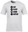 miniature 9 - Eat Sleep Game Repeat Kids T-Shirt Funny Gaming Tee Top Gamer