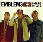 Nothing to Lose 0888837335829 by Emblem3 CD
