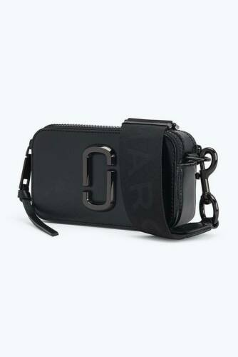 Genuine Marc Jacobs Snapshot DTM Small Camera Bag Crossbody BLACK  sales