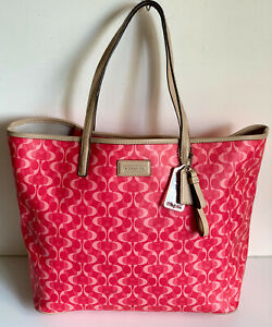 COACH-METRO-FLORAL-PRINT-NEVERFULL-LEATHER-SHOPPER-TOTE-BAG-PINK-SALE
