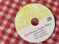 Jack Benny - 70 Old Time Radio Shows - Audio MP3 CD (OTR) -- DISC 2
