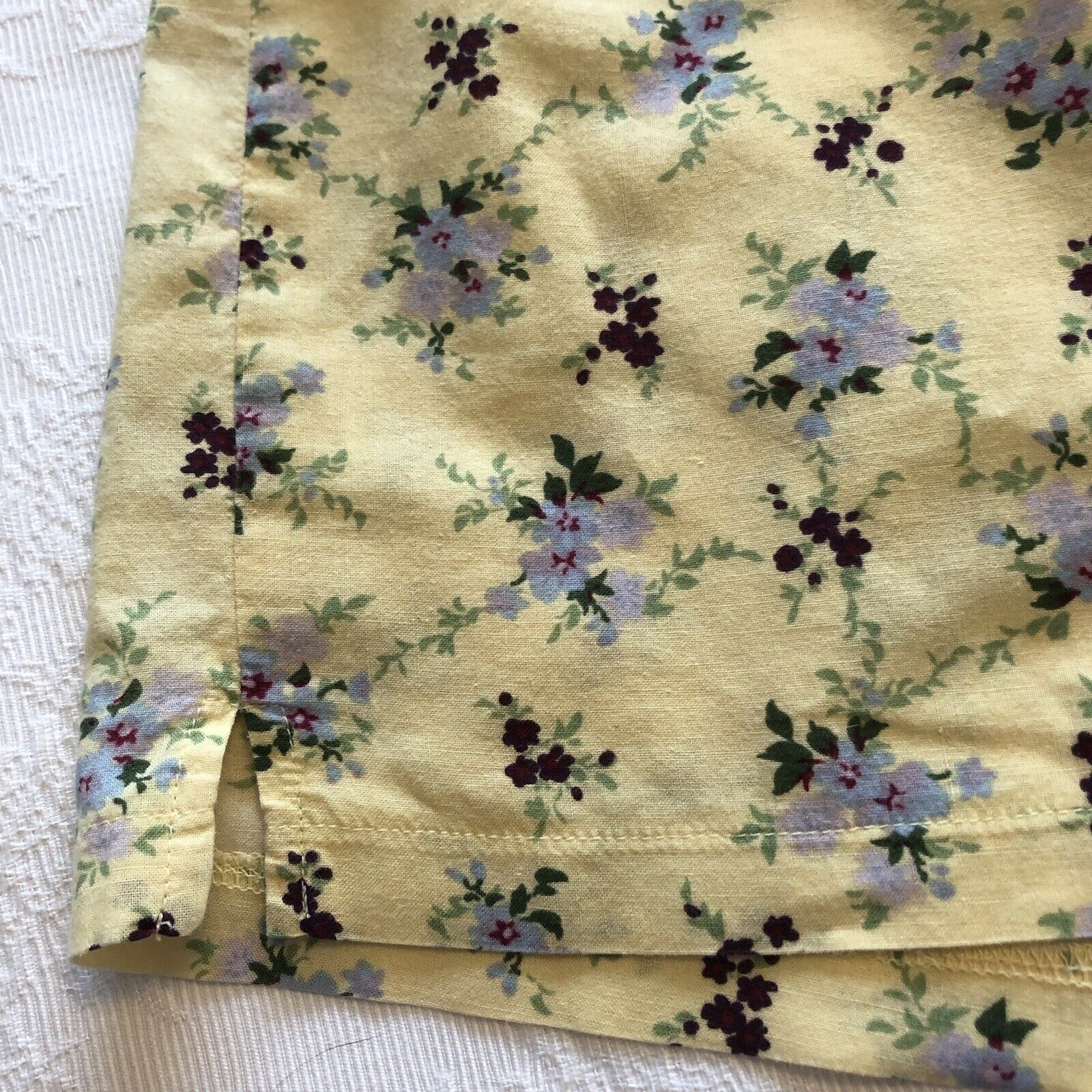 Vintage American Eagle Outfitters Lounge Yellow F… - image 3