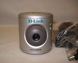 D-Link DCS-900W Camera 64Bit