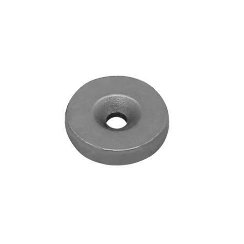 10x Ø 15x3mm Neodym Magnet Bohrloch 3mm Loch Power Magnete