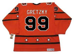 WAYNE GRETZKY 1980 CCM Vintage Throwback NHL