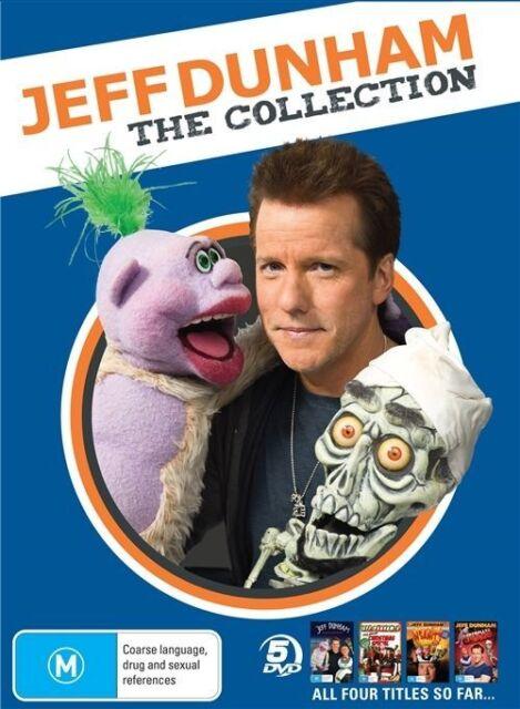 Jeff Dunham: The Collection DVD (Region 4 Australia) Free Post