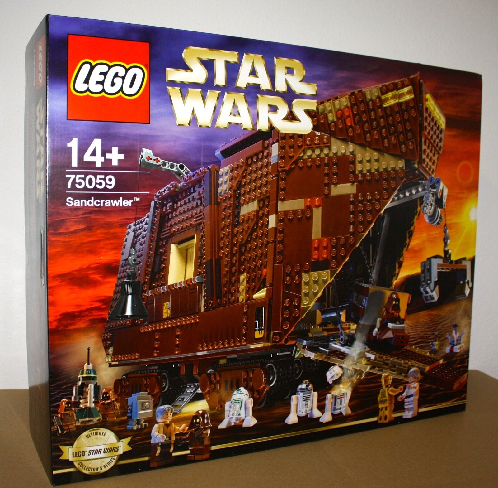 LEGO® STAR WARS 75059 Sandcrawler™   NEU&OVP