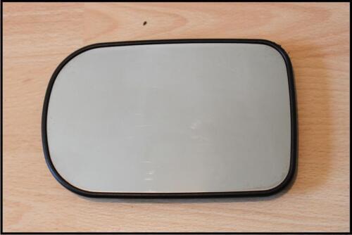 DOOR WING MIRROR GLASS CONVEX *REDUCED* Jaguar S-Type 1999-2002