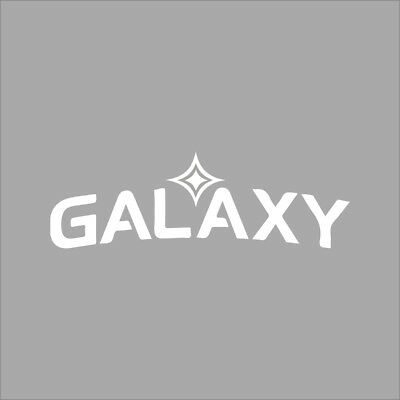 Los Angeles Galaxy #4 MLS Team Logo 1 Color Vinyl Decal Sticker Car Window Wall