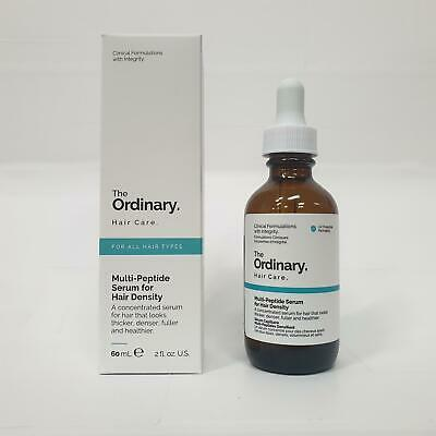 The Ordinary Multi Peptide Serum For Hair Density 60ml 769915194647 Ebay