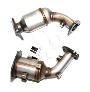 L Driver Side Exhaust Catalytic Converter for 02-08 Altima//Maxima//Quest 3.5 V6