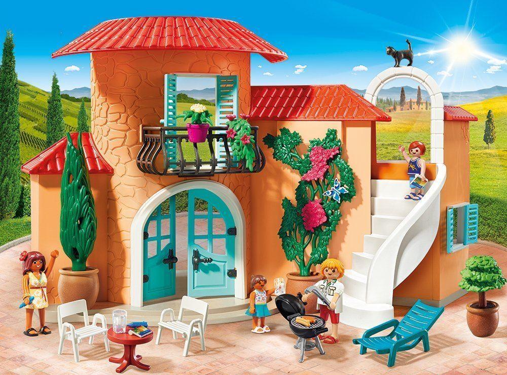 Playmobil  Family divertimento Summer Villa Playset 9420  ordina ora goditi un grande sconto
