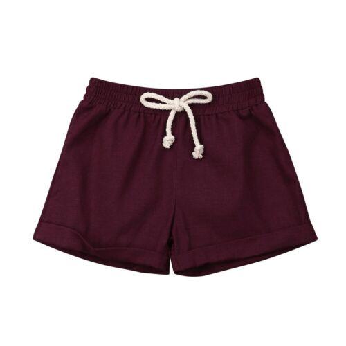 Toddler Kids Harem Pants Newborn Baby Boys Girls Trousers Leggings for Age 0-3T