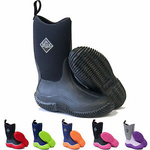 Muck Boots Kids Hale Wellies | eBay