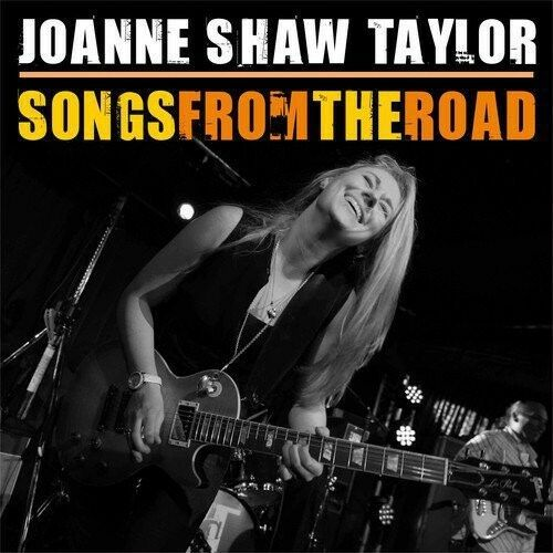 1 of 1 - Joanne Shaw Taylor - Songs from the Road [New CD] With DVD