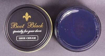 Boot Black Shoe Cream - High-End Schuhcreme aus Japan in 22 Farben lieferbar