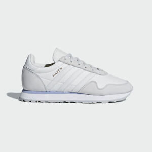 Adidas CQ2523 Men HAVEN Running shoes white grey sneakers