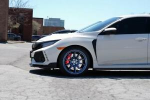 SSR GTX01 Blue Gunmetal for Honda Civic Type R FK8 **WHEELSCO** Toronto (GTA) Preview
