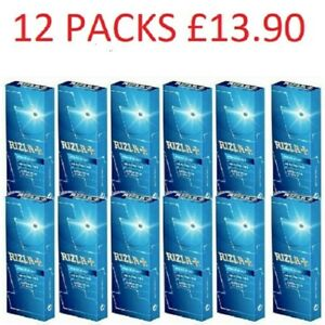 12-X-RIZLA-POLAR-BLAST-BOXES-EXTRA-SLIM-MENTHOL-5-7MM-60-FILTER-TIPS-PER-BOX