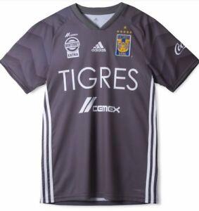 NEW 2018 TIGRES DE LA UANL THIRD JERSEY TEAM GEAR LIGA MX CHIVAS ... 1b56985a49b4