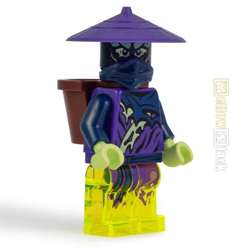 LEGO® Ninjago Figur Geister-Krieger Ghost Warrior Pitch NEU Minifig njo145 70734